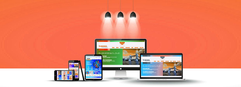 criar website responsivo